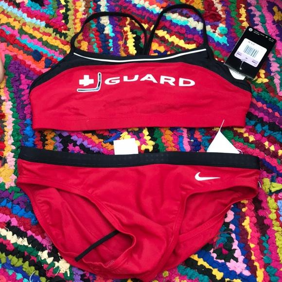 eb5639e0b275 Nike Lifeguard Bikini. NWT